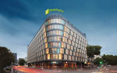 EXTENDAM et Catella Hospitality Europe acquièrent le plus grand Holiday Inn de France