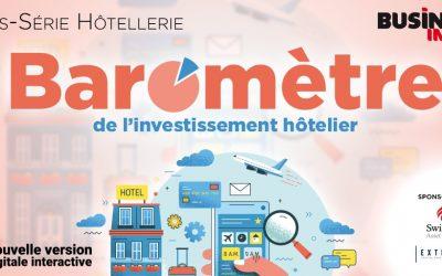 Le hors-série Hôtellerie 2020 de Business Immo est sorti !