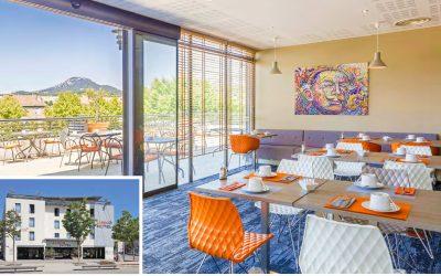 EXTENDAM acquiert deux nouveaux hôtels Best Western en région