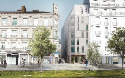 EXTENDAM et VICARTEM signent une première opération commune à Nantes
